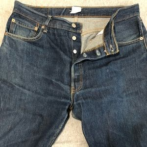 Levi's 501 Pair of Jeans